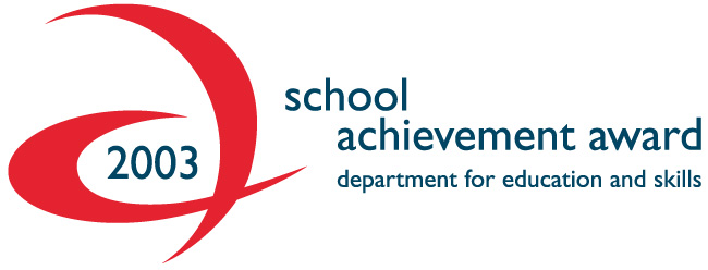 School Achievement Award 2003